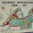 Residence universitaire : le plan